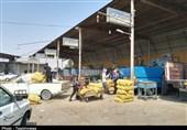 انتقاد فرماندار اردستان از عدم بسته شدن بازار روز؛ شهرداری نسبت به تعطیلی اقدام کند