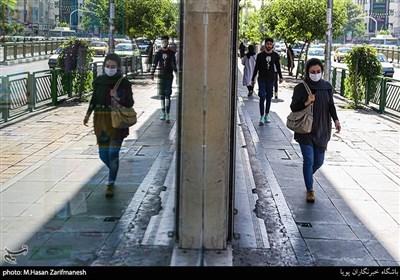 استفاده از ماسک در مکانهای عمومی و معابر شهری