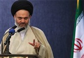 هشدار آیتالله حسینیبوشهری نسبت به تهاجم فرهنگی و تحریم اقتصادی دشمن علیه ملت ایران