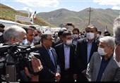 گزارش|عزم ملی برای تسریع در اجرای پروژه آزادراه تهران ـ شمال / محور چالوس 5 کیلومتر کوتاهتر میشود