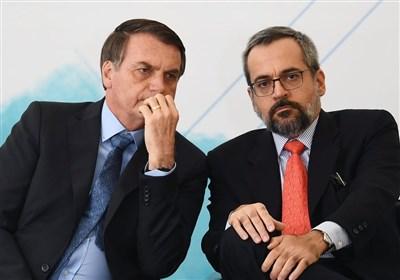 استعفاء و فرار وزیر آموزش برزیل به آمریکا؛ کار برای بولسونارو سختتر میشود
