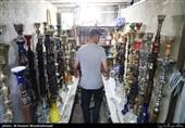 پلمب 7 قهوهخانه در محدوده بازار تهران