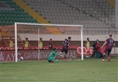 سوپر لیگ ترکیه  از دست رفتن پیروزی ترابزوناسپور در شب اخراج حسینی