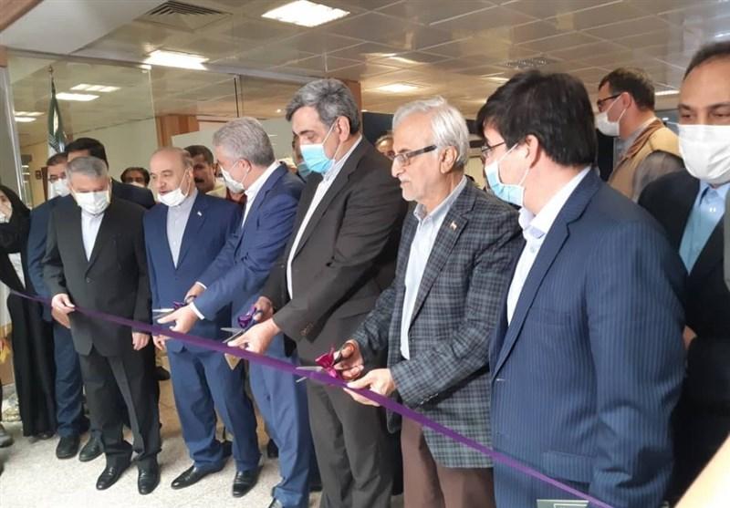 افتتاح تالار مشاهیر ورزش توسط دو وزیر/ حضور حناچی با دوچرخه در محل کمیته ملی المپیک+عکس
