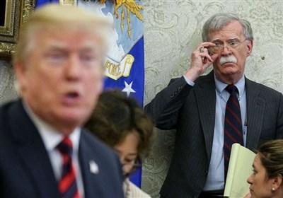 بولتون: ترامپ مشتاق دیدار با سران ایران بود