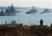 مشارکت حداقل 40 کشتی در رزمایش نظامی روسیه در سواحل کریمه