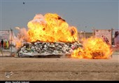 امحای انواع مواد مخدر در استان کرمان به روایت تصویر