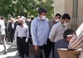 600 حقوقدان کرمانشاهی تحت پوشش طرح سنجش سلامت قرار گرفتند