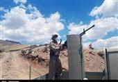 رزمایش «اقتدار شهدای کُرد مسلمان» در کردستان به روایت تصویر