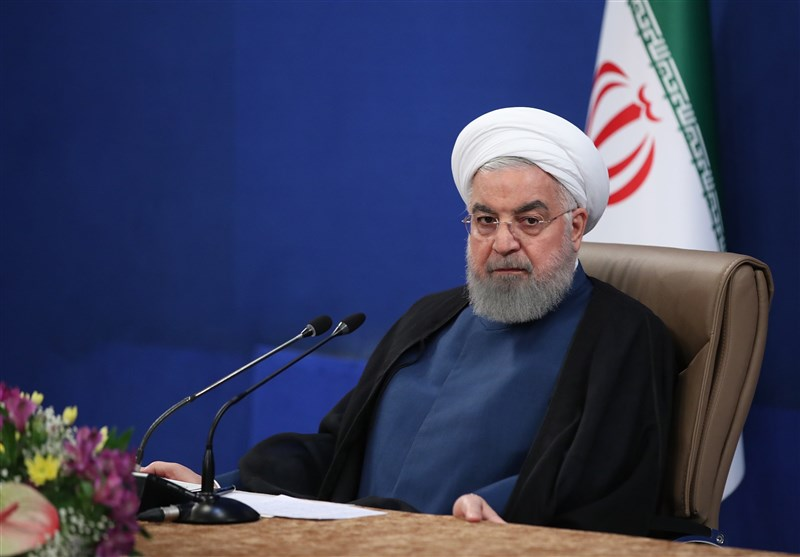 روحانی: ۳ کشور اروپایی شرمنده ما هستند