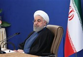 President Rouhani Launches Strategic Oil Pipeline Project