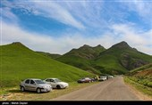 اسلامیہ جمہوریہ ایران کے صوبہ آذربایجان کے ارسباران نامی علاقے کے خوبصورت مناظر