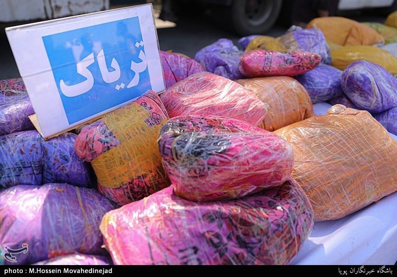 172کیلوگرم موادمخدر در استان بوشهر کشف شد