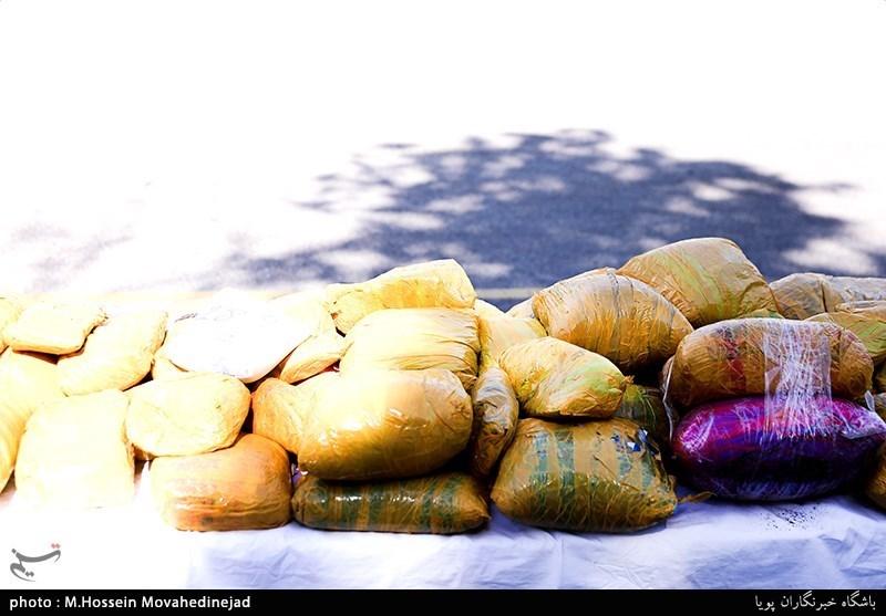 167 کیلوگرم مواد مخدر در کهگیلویه و بویراحمد کشف شد