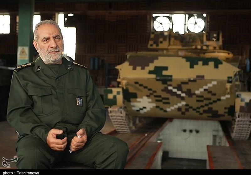 گفتگو با سرهنگ طالبی| ورود سپاه به ساخت جرثقیل حمل شناور 300 تُنی/ کاهش نیازمندی به خارج با ساخت 5هزار قطعه پرمصرف