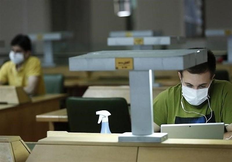 ارائه خدمات در شیفت شب کتابخانه ملی از سر گرفته شد