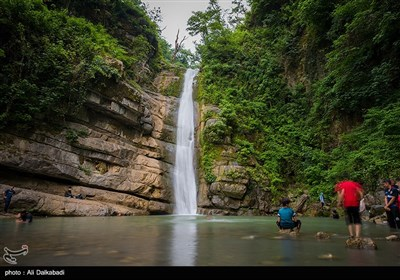 آبشار شیرآباد -گرگان