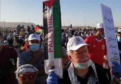 خشم ملت فلسطین از نقشه جدید صهیونیستها