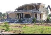 18 بنای غیرمجاز در اراضی کشاورزی با حکم قضایی در دزفول قلع و قمع شدند +تصاویر