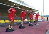 پرسپولیس تونل ضدعفونی ورزشگاه آزادی را قبول نکرد