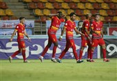تیم منتخب هفته بیستودوم رقابتهای لیگ برتر به رنگ زرد و قرمز