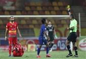Foolad Beats 9-Man Esteghlal in IPL