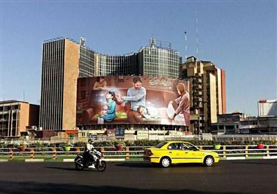 دیوارنگاره جدید میدان ولیعصر(عج) به مناسبت روز دختر رونمایی شد+عکس