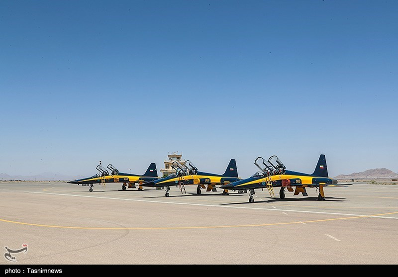 Iran Air Force Gets New Homegrown Aircraft