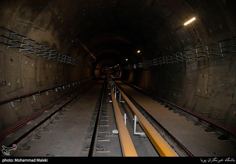 خروج قطار از ریل در خط 6 مترو تهران/ سرویسدهی متوقف شد
