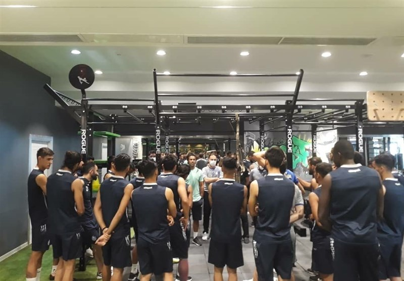 گزارش تمرین استقلال|بازگشت دیاباته و تشکر مجیدی از بازیکنان