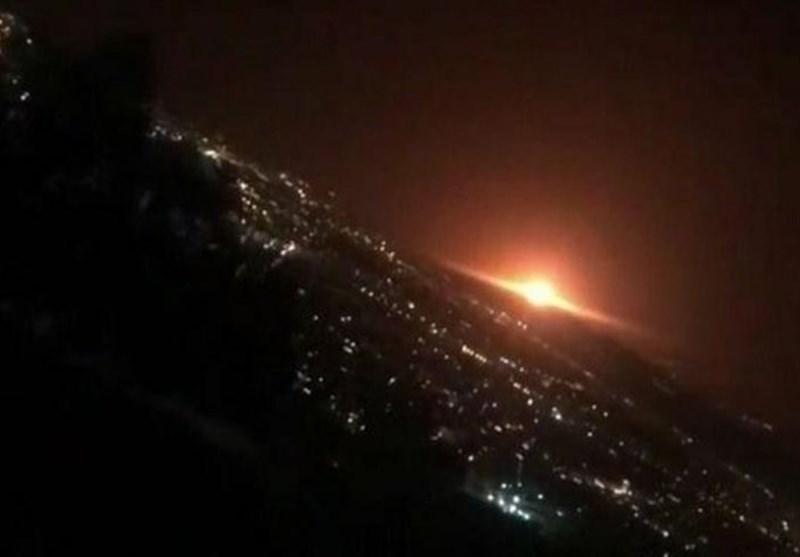 انفجار شرق تهران ناشی از حادثه در مخزن گاز در منطقه پارچین بود/ این حادثه تلفات جانی نداشت