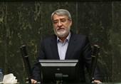 بررسی ابعاد امنیتی انتخابات با حضور وزیر کشور در مجلس