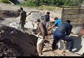 گزارش| عطش خدمت گروههای جهادی در مناطق محروم/ محرومیتزدایی بسیجیان از روستای پاقلعه شهربابک + تصاویر