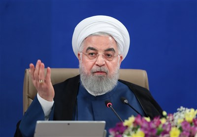 President Highlights Iran's Progress in Energy Sector despite Sanctions, COVID-19