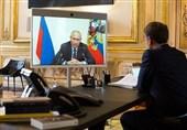 چالشهای کنونی جهان، موضوع مذاکرات ویدئویی پوتین و ماکرون