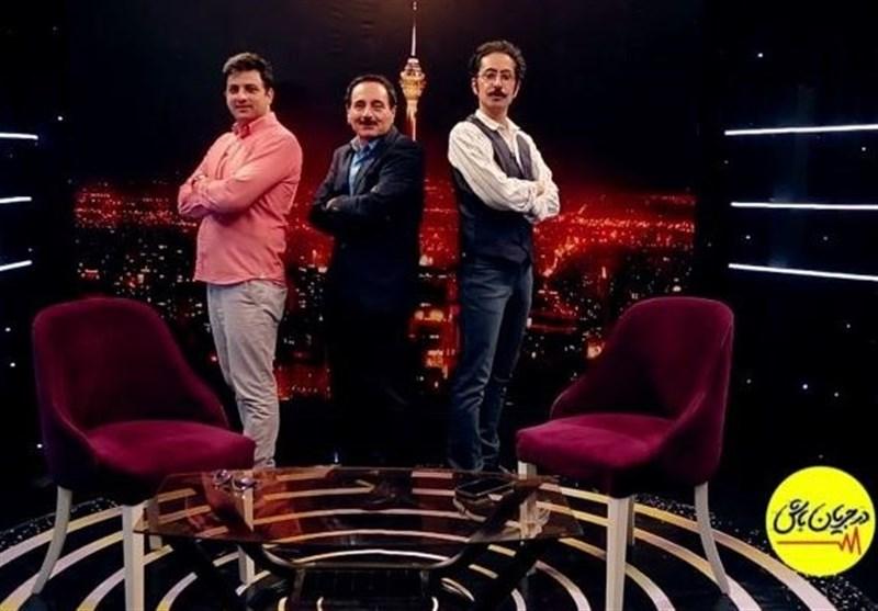 """محسن حاجیلو با """"در جریان باش"""" به تلویزیون برگشت"""