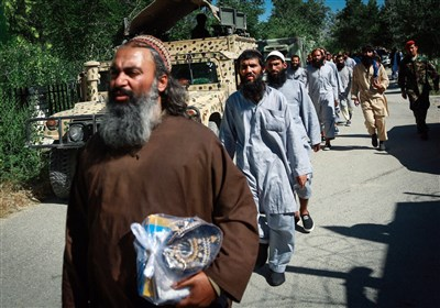 آزادی زندانیان طالبان در افغانستان به ۳۸۱۳نفر رسید/۴۰۰ زندانی دیگر آزاد میشوند