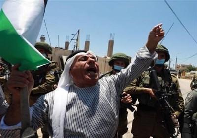 تظاهرات فلسطینیان در رد طرح الحاق/ تاکید حماس بر شکست توطئه جدید اشغالگران