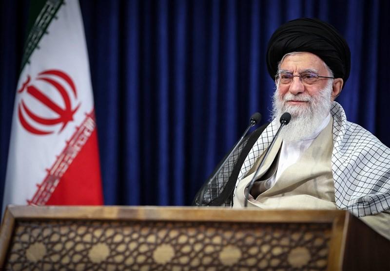 امام خامنهای: رفتار دولت نژادپرست آمریکا را محکوم و از حرکت مردم حمایت میکنیم