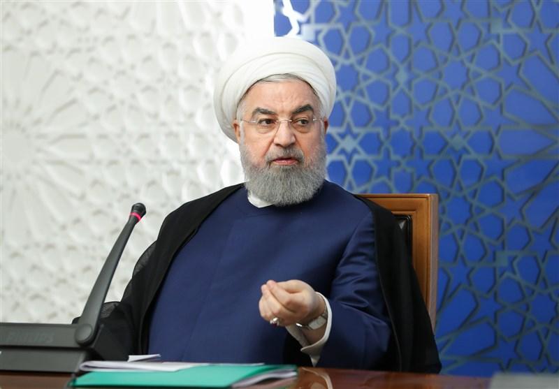 روحانی: لا یمکن لأی بلد فی العالم اغلاق الاقتصاد عدة أشهر لمواجهة کورونا