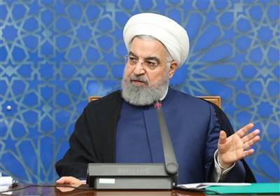 روحانی: درایت امام اجازه نداد که توطئه دشمنان در تیرماه ۱۳۶۰ به نتیجه برسد/ برجام به دنیا فهماند که ایران دنبال سلاح هستهای نیست