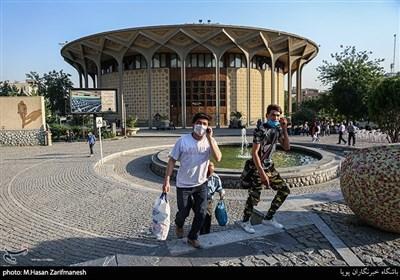 ایران میں کورونا وائرس کی صورتحال