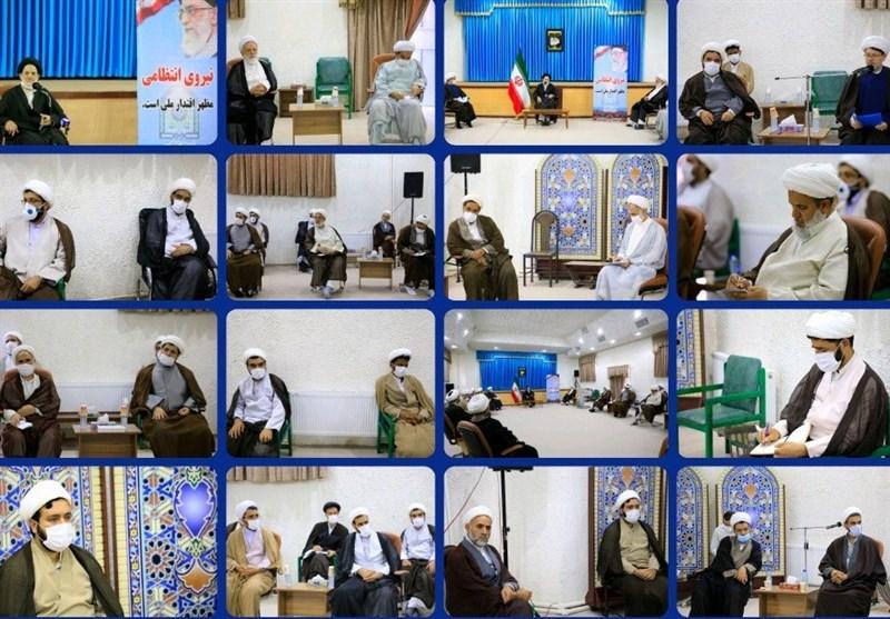 امنیت و سربلندی ایران به همت جانفشانیهای نیروهای مسلح است