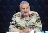 فرمانده مرزبانی ناجا: برخیها با تظاهر به کولهبری اقدامات خرابکارانه در مرزها انجام میدهند