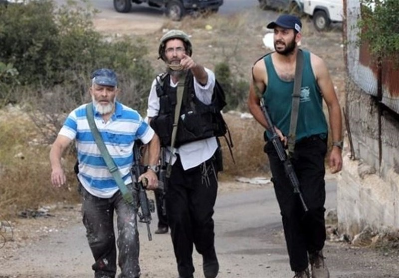Israeli Settlers Torch Palestinian Farmland in Nablus