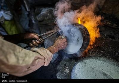 مسگری یکی از بهترین صنایع دستی کهن ایران است که از حدود پنج هزار سال قبل از میلاد در ایران رایج بوده است