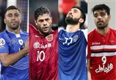 Iranian Pair Taremi, Rezaei Nominated for Best Forward of ACL2017 Team