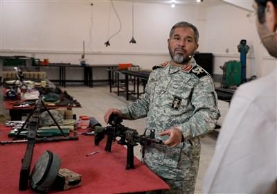 جزئیات سلاحهای جدید سپاه در گفتگو با سردار کوهستانی