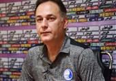 Esteghlal Focused to Beat Al-Ahli: Namjoo Motlagh
