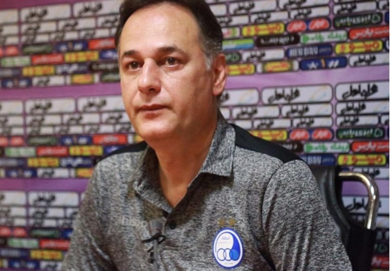 Esteghlal Focused to Beat Al-Ahli: Namjoo Motlagh